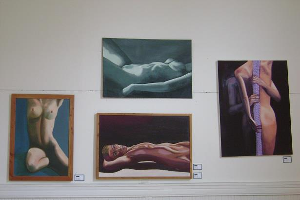 EXPOSICION ARTE+ARTE EN ZAPALLAR 2011