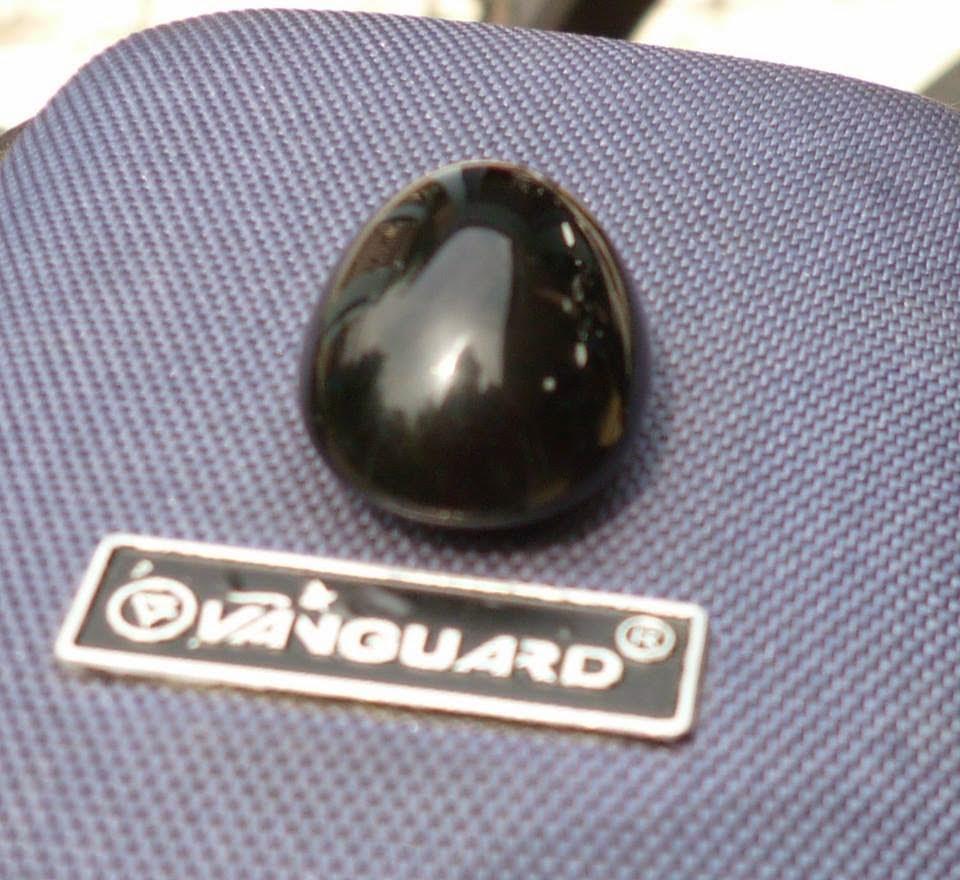 Batu Natural Kecubung Wulung Kristal Big Size
