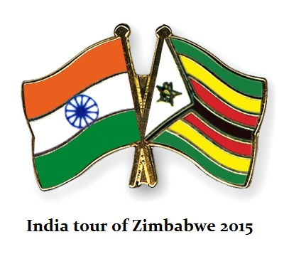 India tour of Zimbabwe 2015