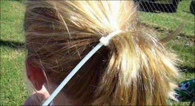 توكة شعر