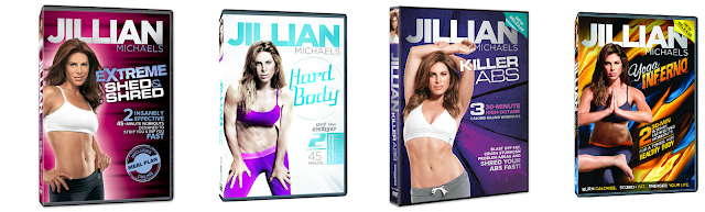 Jillian Michaels dvds / L-vi.com