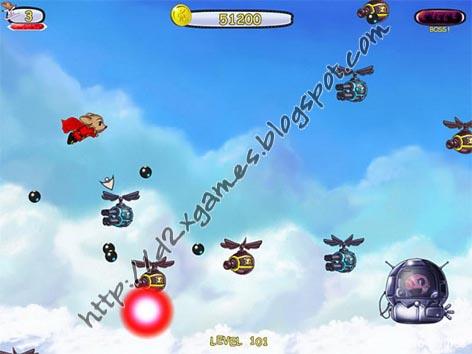 Free Download Games - Sky Taxi 4 Top Secret
