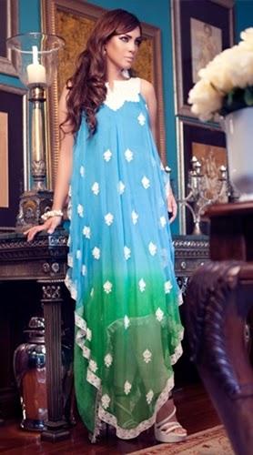 Layla Chatoor Pret Eid Dresses 2014