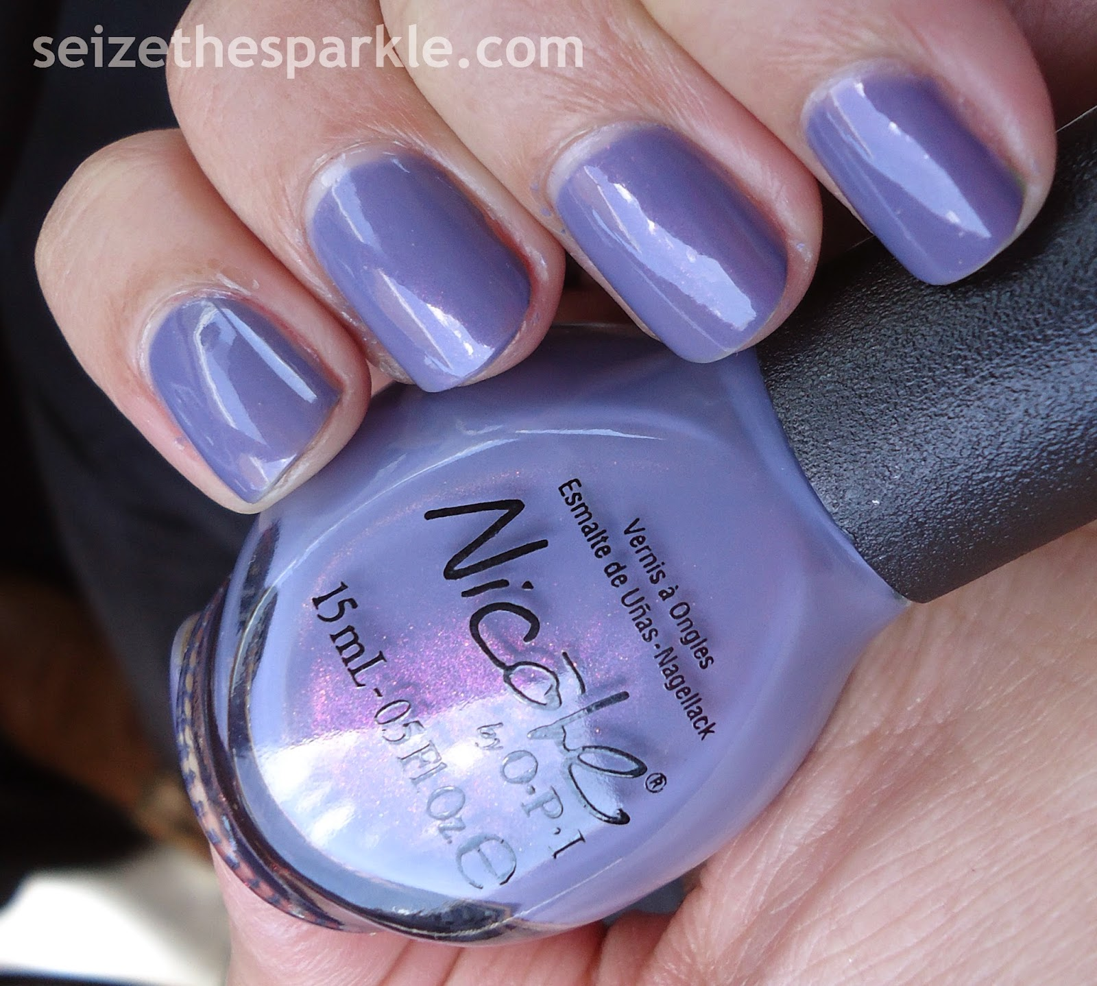 Nicole by OPI Back to Reality... TV