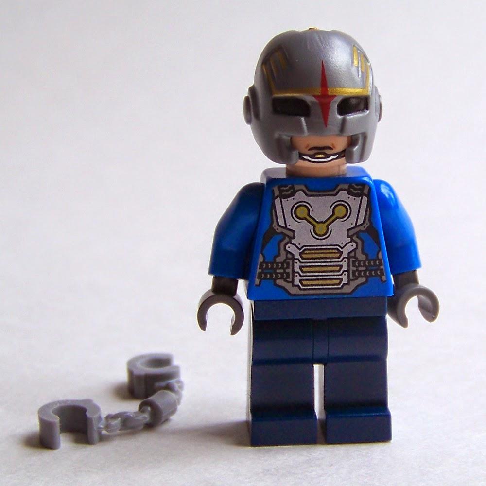 LEGO Nova soldiers
