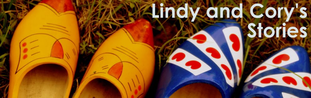 Lindy and Cory's Stories