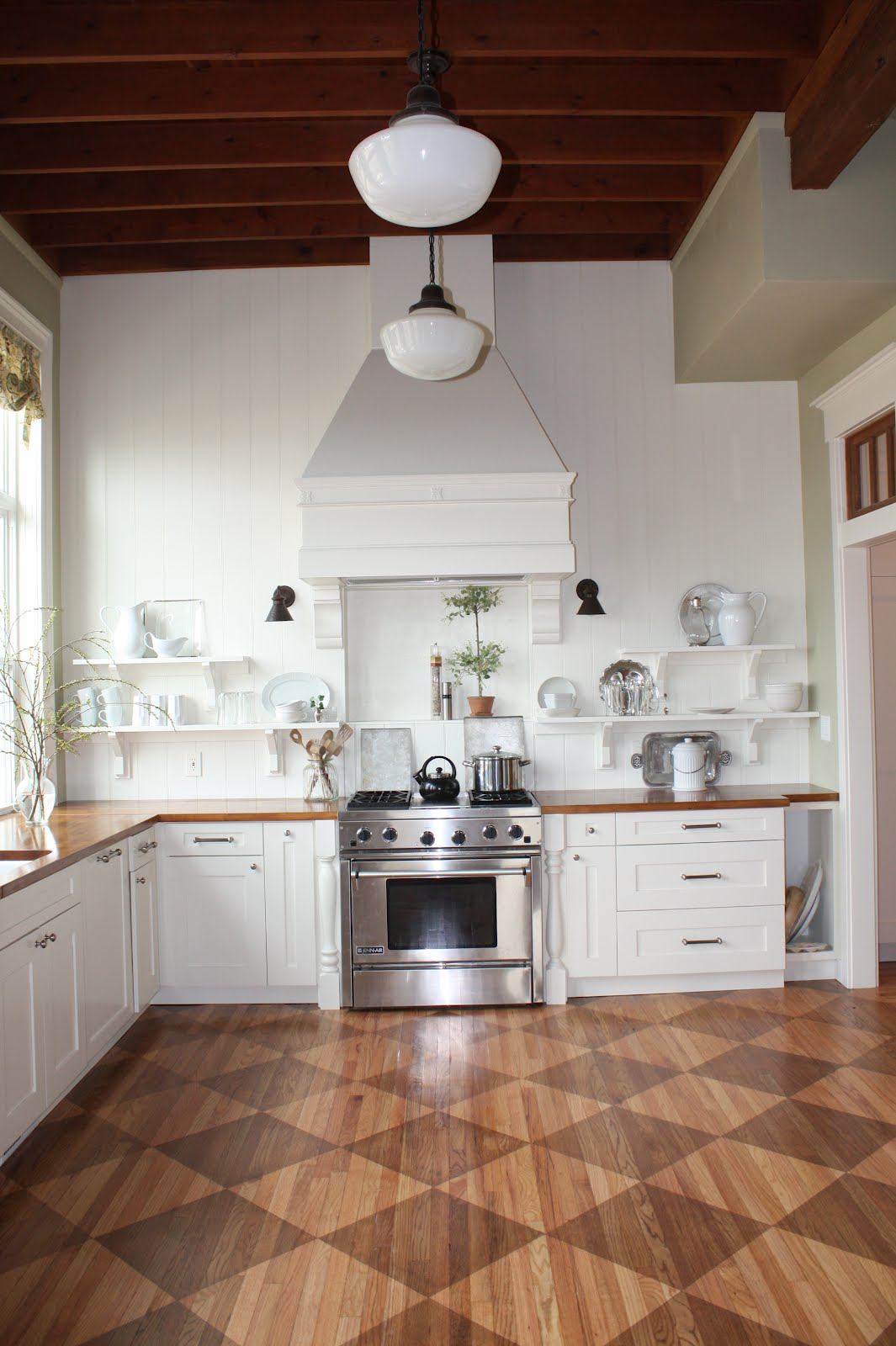 This Old Church House: Kitchen Update And This Old Church House Does ...