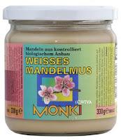 Monki Weißes Mandelmus
