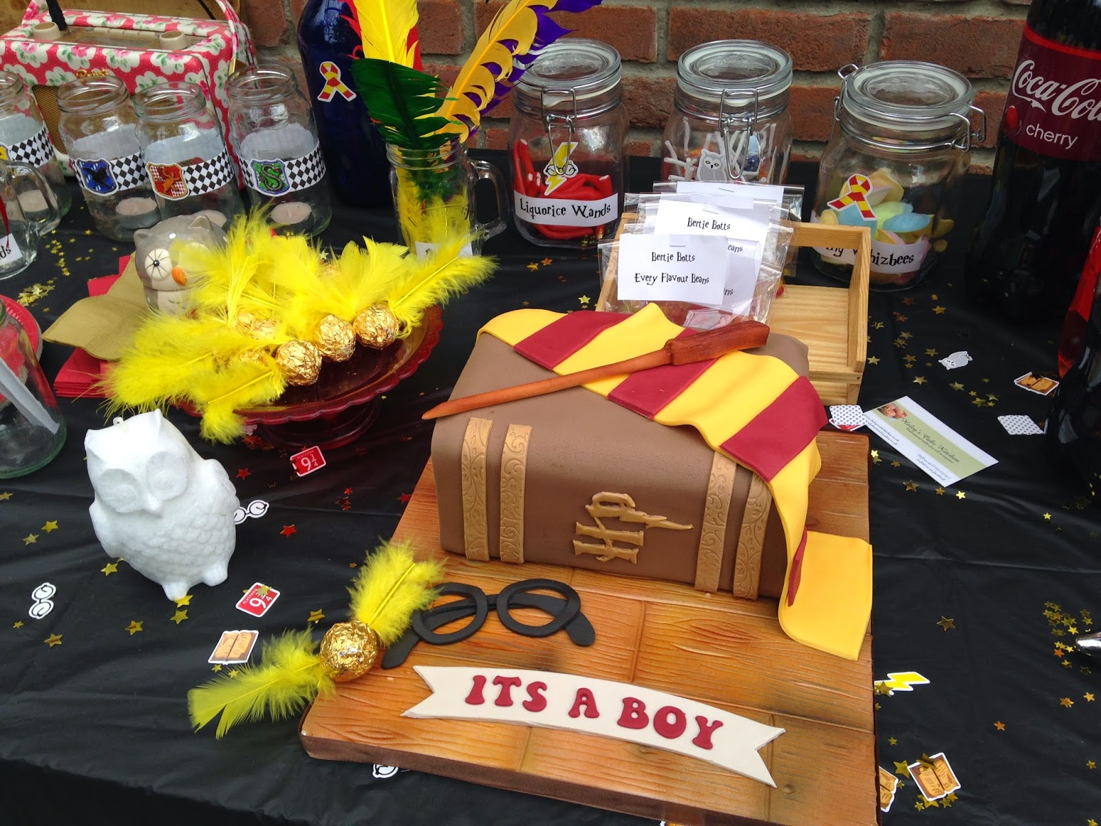 harry potter baby shower cake the hippest pics