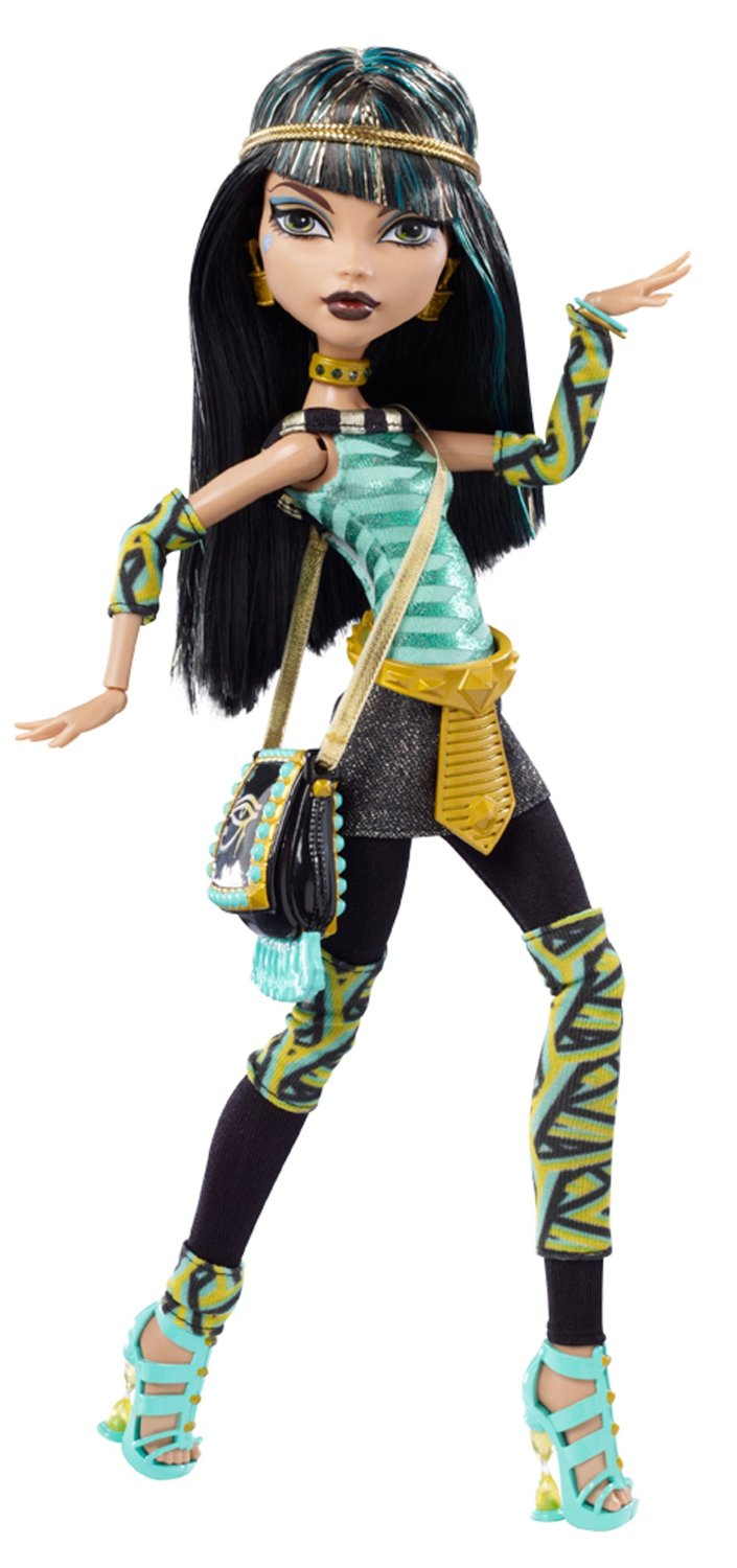 TOYS: Cleo de Nile : Monster High