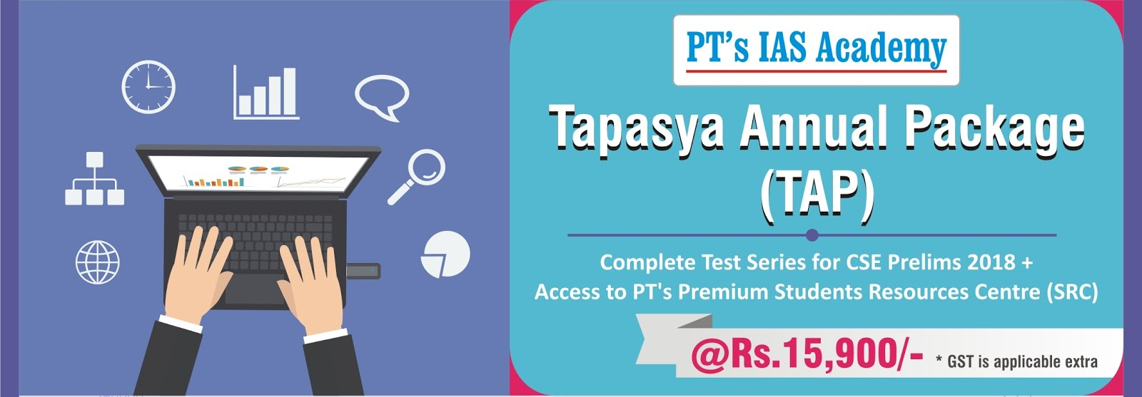 TAP - by PT's IAS Academy