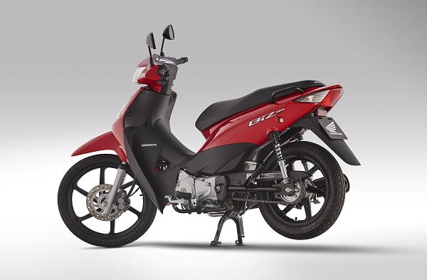 Honda Motor Argentina lanzó la nueva Biz 125
