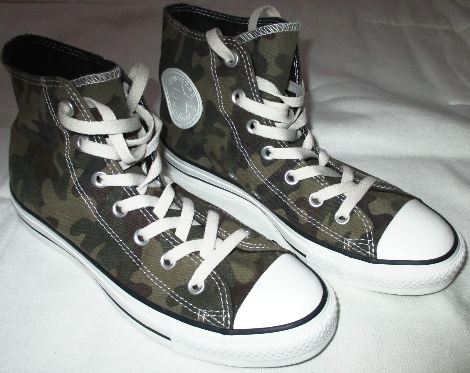 c9461da5d5 ... Camo Chucks and a Shirt from Rugby by Ralph Lauren. These clothes I  combined with a green Chino. This casual look you can wear at a relaxed  Sunday.