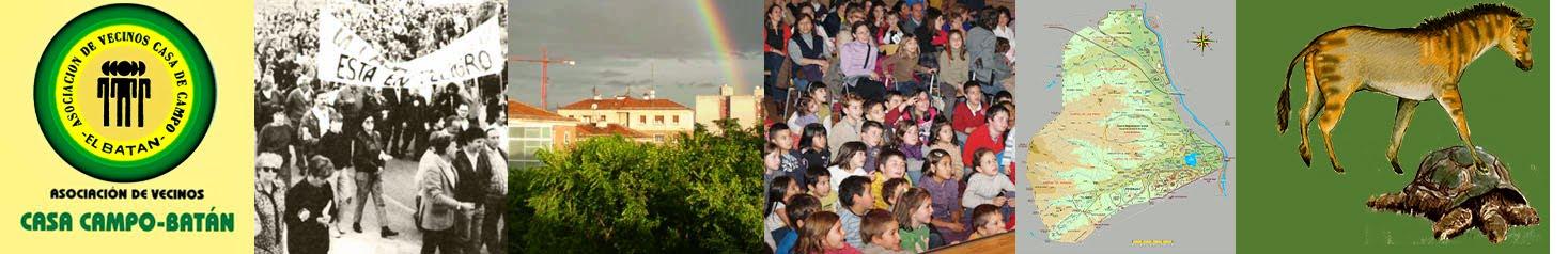Asociación de Vecinos Casa de Campo El Batán