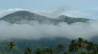 Foto Gunung Gamalama Ternate