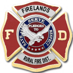 Firelands RFD Badge