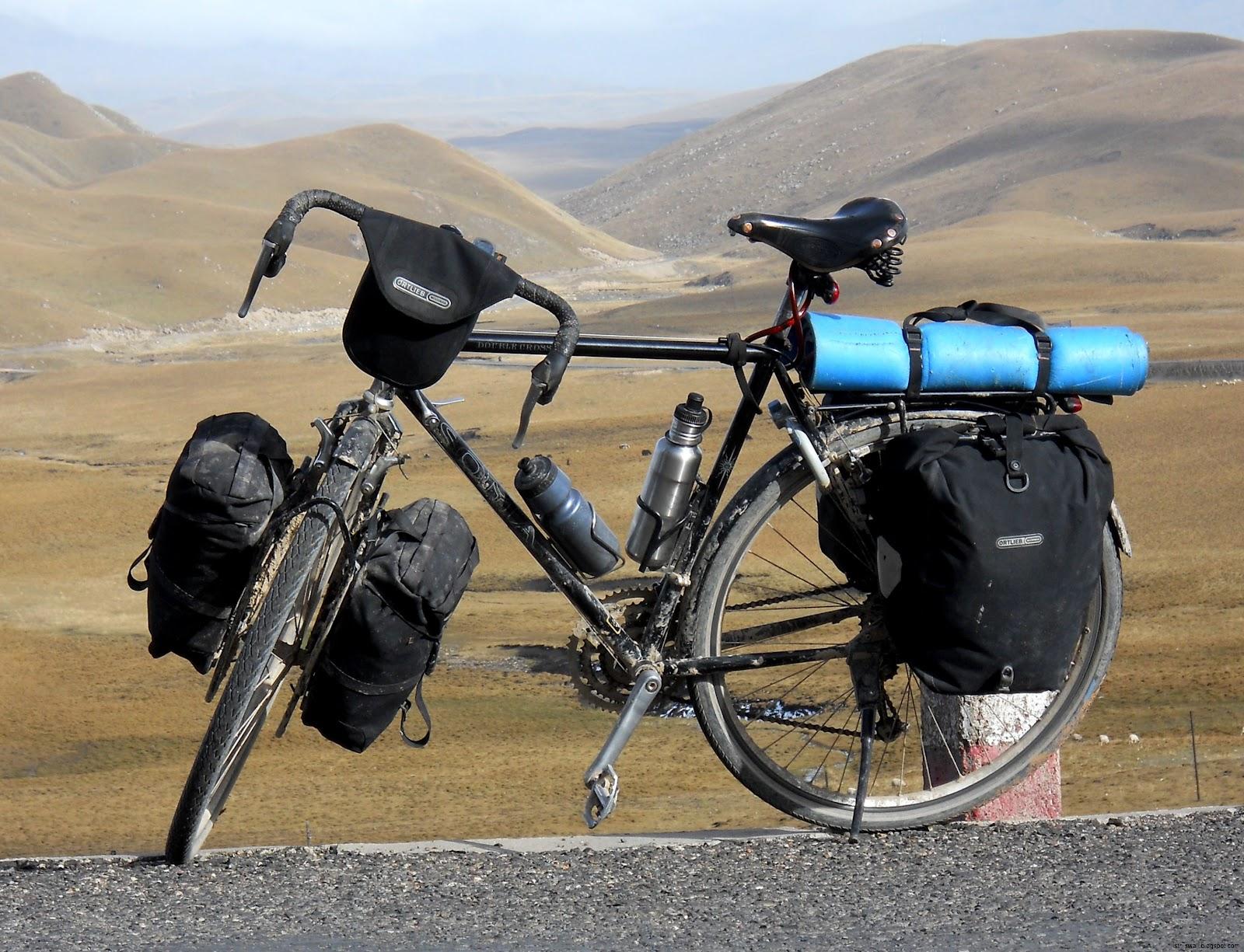 Bicycle Touring Bike
