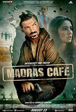 Madras Cafe 2013 Hindi Full Movie 200MB Mobile Download 480p