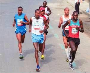 Gran expectativa por la competencia de Media Maratón de Cobán 2012