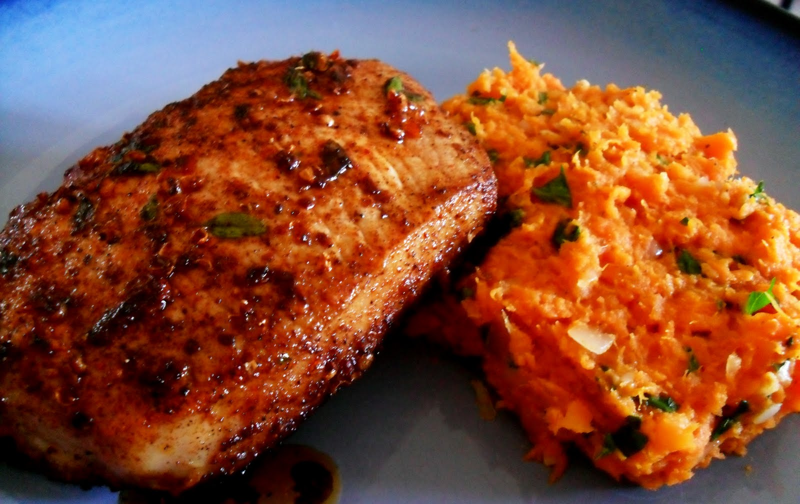 recipe: gordon ramsay boneless pork chops [11]