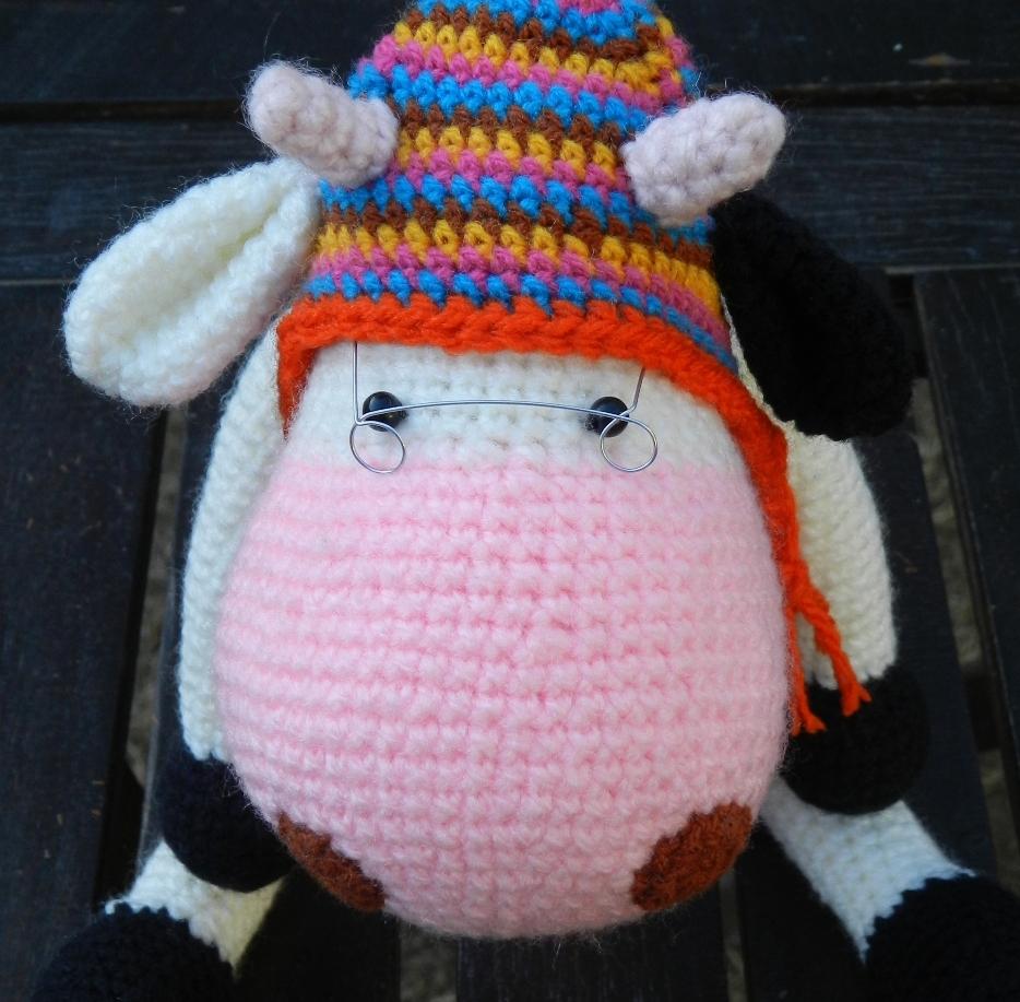 daxa rabalea: La vaca estudiosa