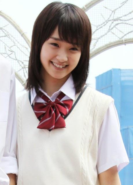 Ayame Gouriki As Aoi Nishimori