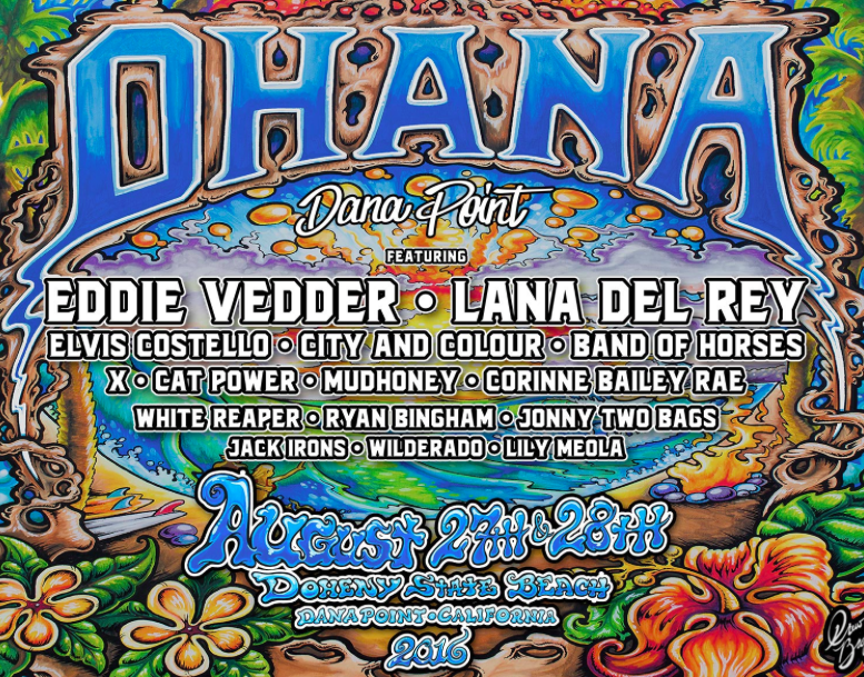 Don't Miss Ohana Fest Dana Point - August 27 & 28
