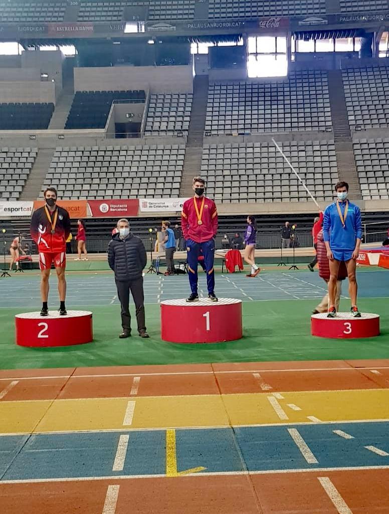 Campionat de Catalunya de Pista Coberta Sub23