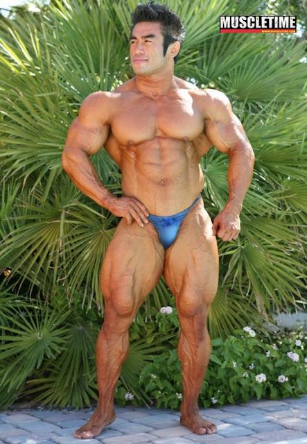 Celebrity Fitness: Japanese bodybuilders images