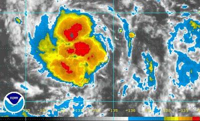 Potenzieller Tropischer Sturm BANYAN bei Palau mit Kurs auf Mindanao, Philippinen, Banyan, Pazifik, aktuell, Philippinen, Mindanao, Oktober, 2011, Satellitenbild Satellitenbilder, Taifunsaison,