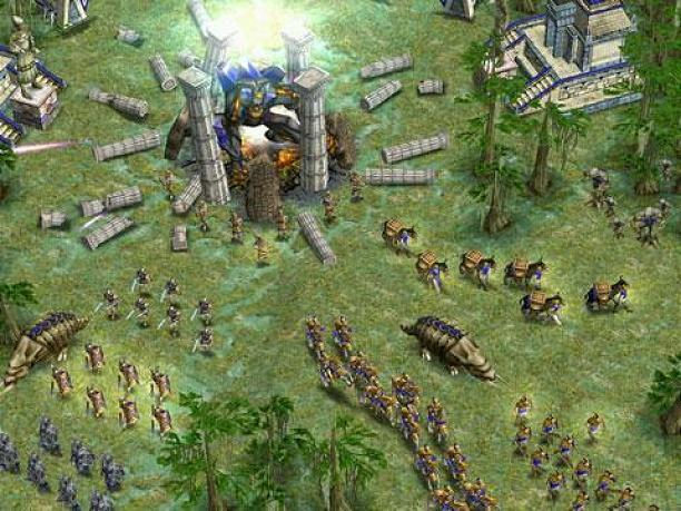 936full age of mythology  the titans %2528expansion%2529 screenshot Age Of Mythology Gold Edition [PC]