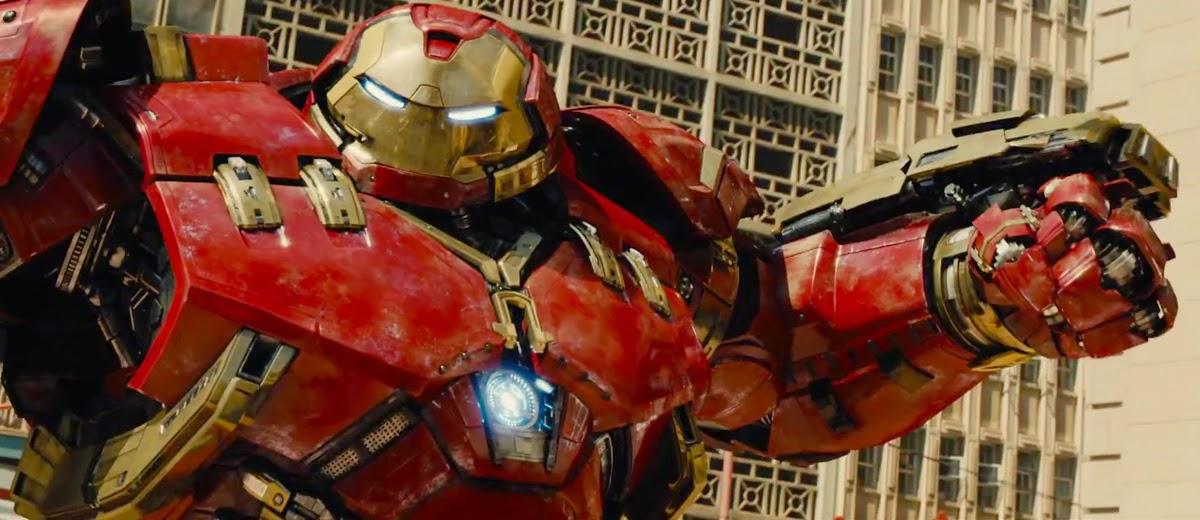 avengers, iron man, hulkbuster