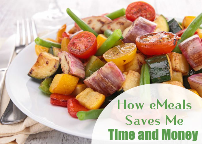 As a single mom, I'm all about saving money and time. As a person, I just hate meal planning. eMeals solves both problems. www.HeartofMichelle.com #frugalliving #mealplanning