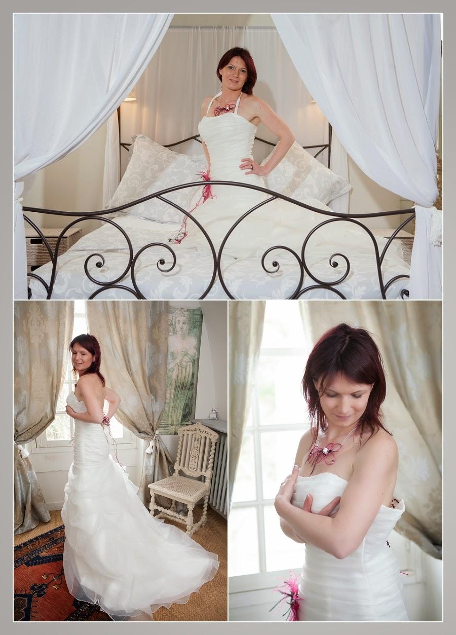 Photo boudoir de Mariage Angers