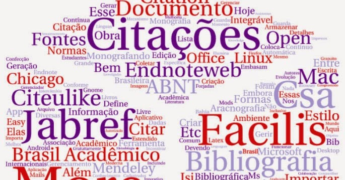 Geradores de referncias acadmicas brasil acadmico fandeluxe Gallery