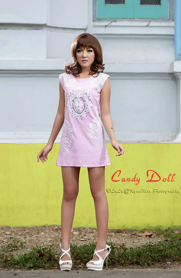candydoll model candy girl