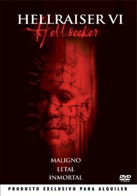 delr caratula dvd Hellraiser 6: Hellseeker (2002) Español