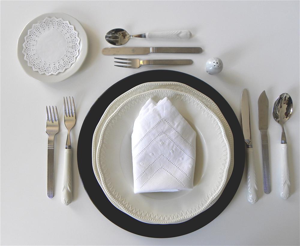 Gloriabendita comportamiento en la mesa protocolo - Protocolo cubiertos mesa ...