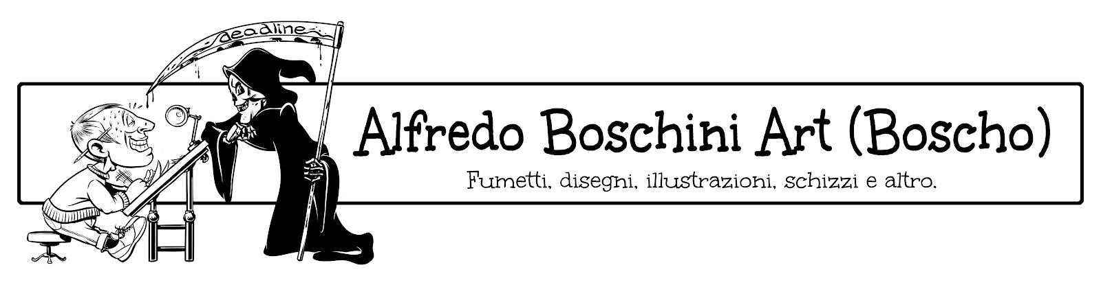 Alfredo Boschini Art