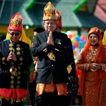 Presiden SBY Minta Masyarakat Aceh Jaga Perdamaian