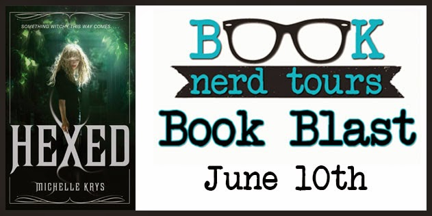 http://www.booknerdtours.com/2014/book-blast-hexed-by-michelle-krys-release-day-celebration.html