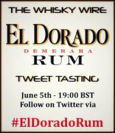 El Dorado Rum Tweet Tasting II