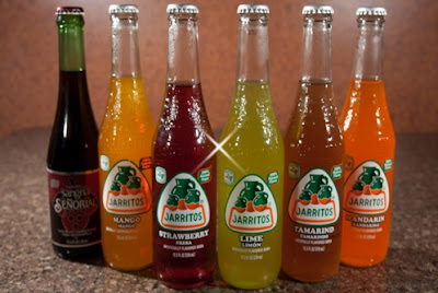 Mexican fizzy drinks soda