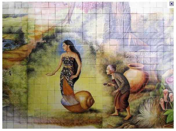 Cerita Rakyat Keong Mas - Cerita Legenda Indonesia