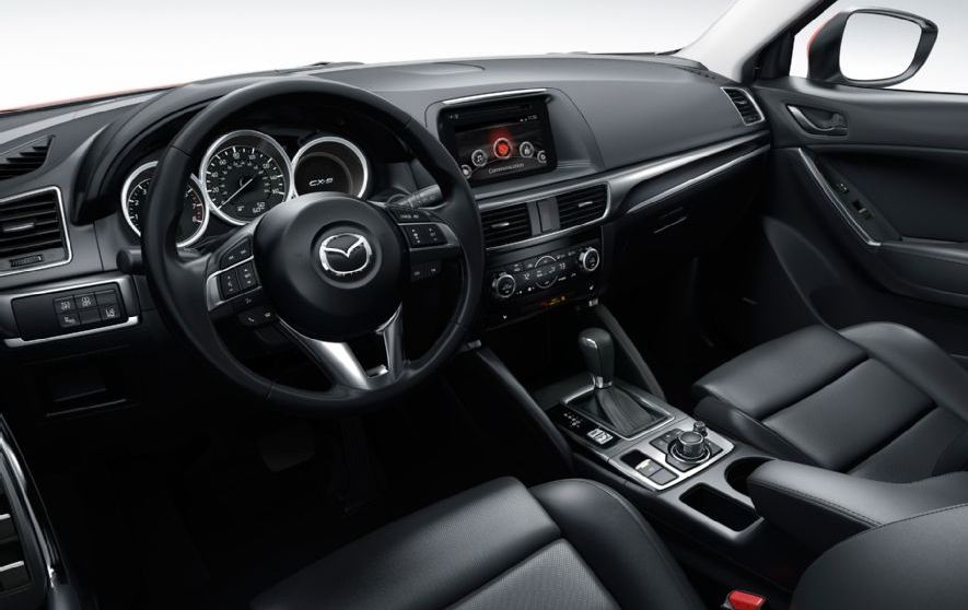 2016 Mazda CX-7 Specs for the Engine and Powertrain: