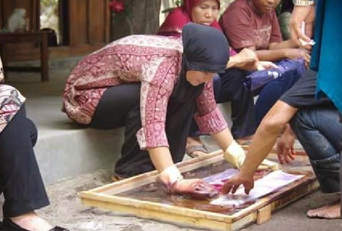 pelatihan batik di jogja