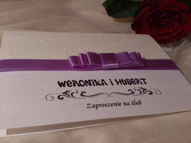 zaproszenia ślubne Bydgoszcz