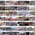 """بالصور.. مسيرات حاشدة تجوب مختلف محافظات الجمهورية بمليونية """"كسر الانقلاب"""""""