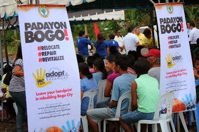 Adopt A Barangay - Bogo City