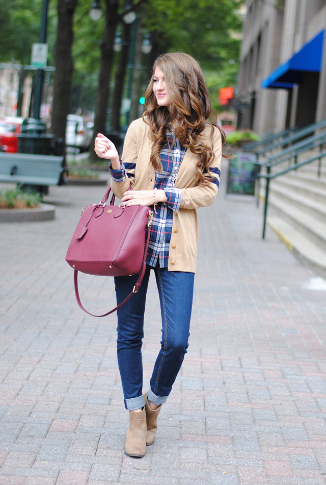 Cute J.Crew look for fall